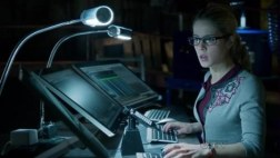 Felicity Smoak of Arrow